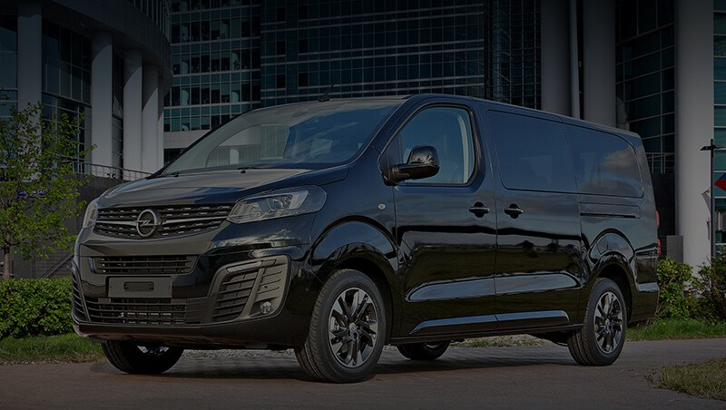 Zafira Life Black Edition